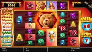 Read more about the article สล็อตมือถือ Ted สัญลักษณ์ หมีน่ารัก พาโชค