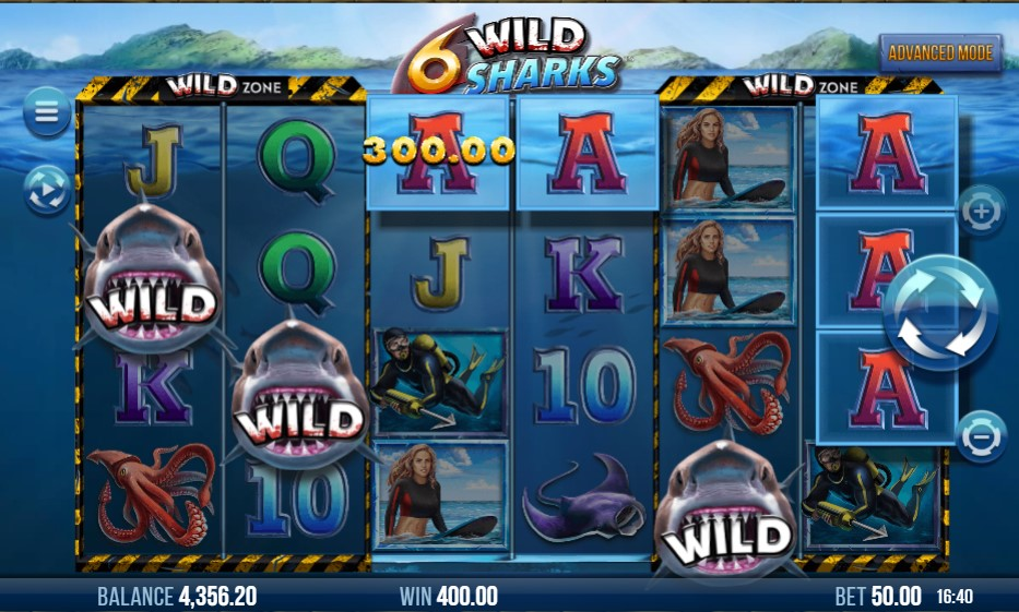 You are currently viewing วิธีการเล่นเกมสล็อต 6Wild Shark เกมดังมือถือ