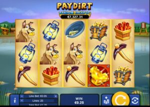 Read more about the article สล็อต ฝากถอน ไม่มีขั้นต่ำ เกมส์ PayDirt และ อื่นๆ อีกมากมาย
