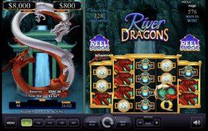 Read more about the article เล่นเกมสล็อตมือถือ River Dragons มังกรจีนดั้งเดิม
