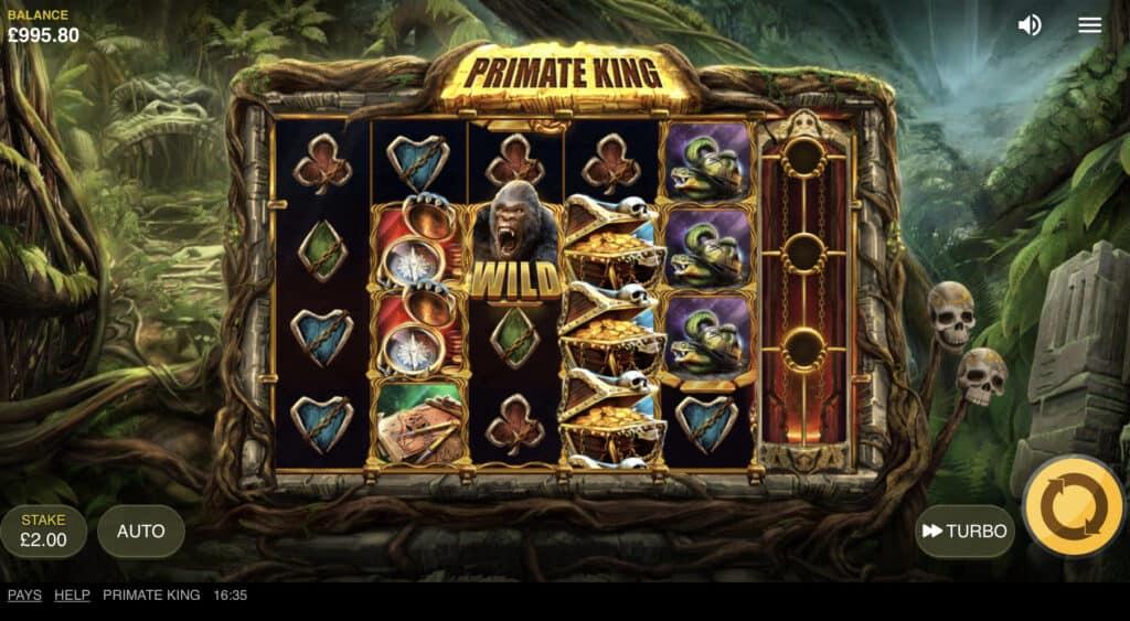 You are currently viewing เล่นเกมสล็อตออนไลน์ Primate King กราฟฟิกสมจริง