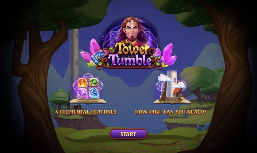 You are currently viewing เกมสล็อตคาสิโนออนไลน์ Tower Tumble รางวัลใหญ่ๆ