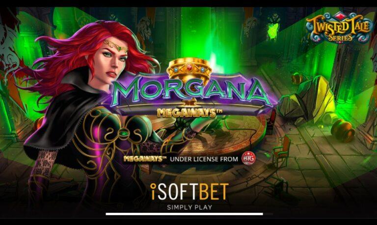 You are currently viewing เกมสล็อต Morgana Megaways 6วงล้อ เกมส์ใหม่ประจำเดือน