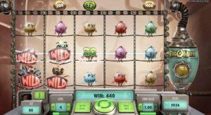 Read more about the article เล่นสล็อตบนมือถือ เกมส์สุดคิ้ว EggOmatic