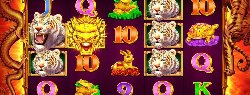 You are currently viewing รีวิวสล็อตมือถือออนไลน์ เกมส์เสือมังกร คล้ายไพ่?