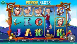 Read more about the article สล็อตออนไลน์เว็บตรง Popeye Slots ภาพสามมิติ 3D