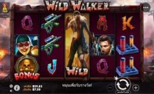 Read more about the article สล็อต Wild Walker รางวัลสูงสุดถึง หลายพันเท่า
