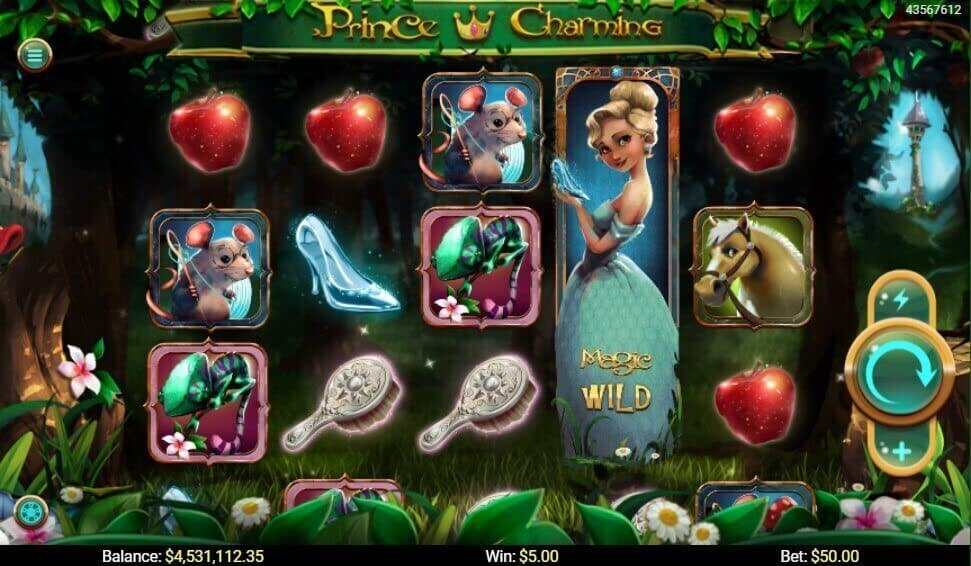 You are currently viewing สล็อต เว็บ ตรง เจ้าชาย Prince Charming slot บนมือถือ